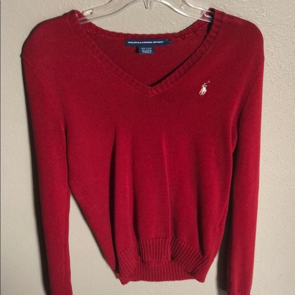 Ralph Lauren Sweaters - Women's Ralph Lauren Sport Sweater